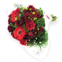 Red Mixed Bunch